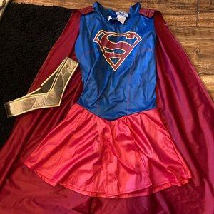 Super woman costume